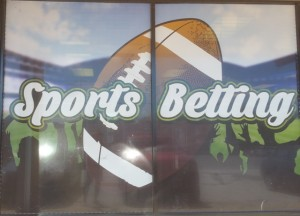 Sports Betting Sign